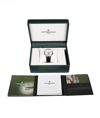 Часы Frederique Constant Manufacture Slimline Moonphase